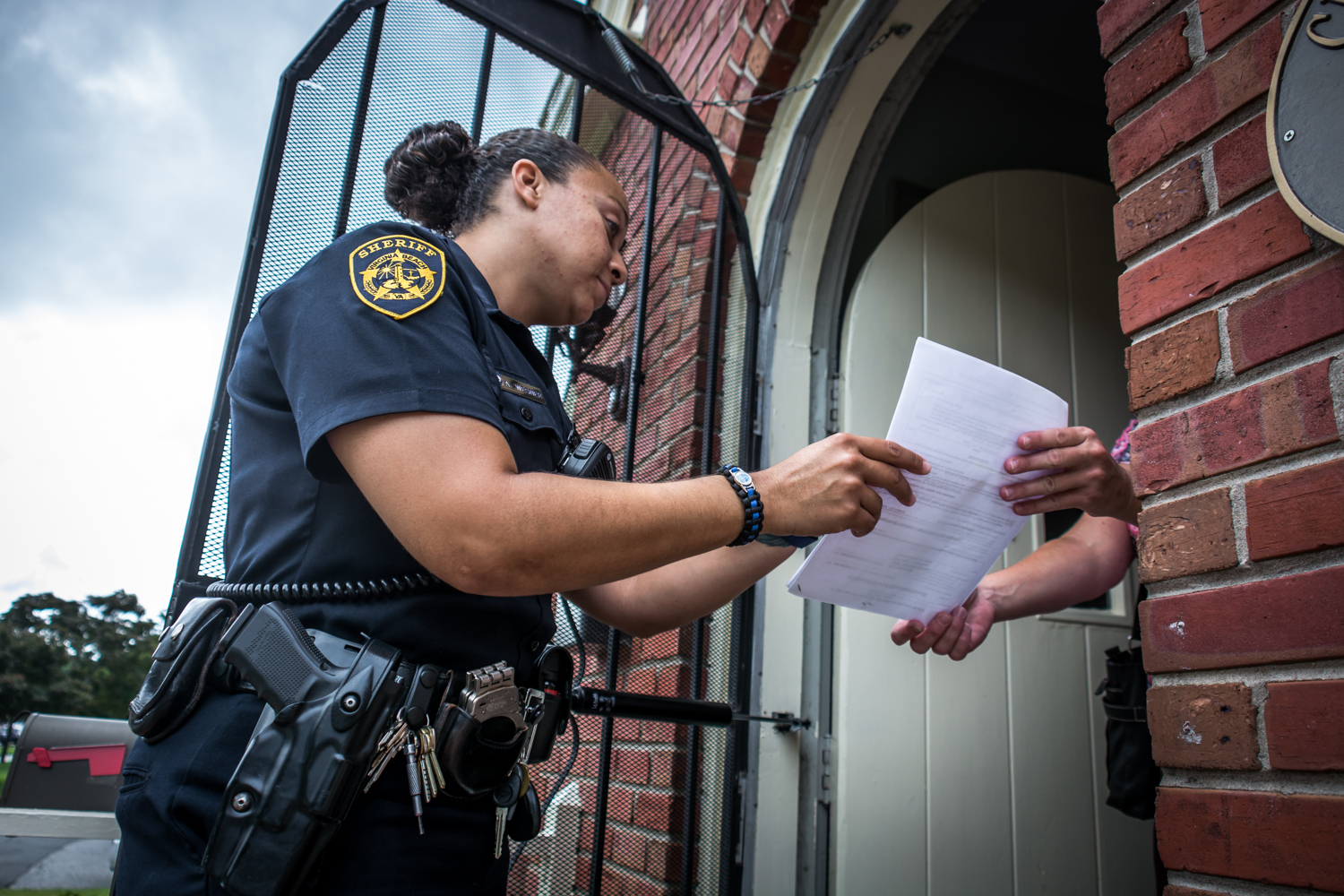 Deputy Issuing Papers