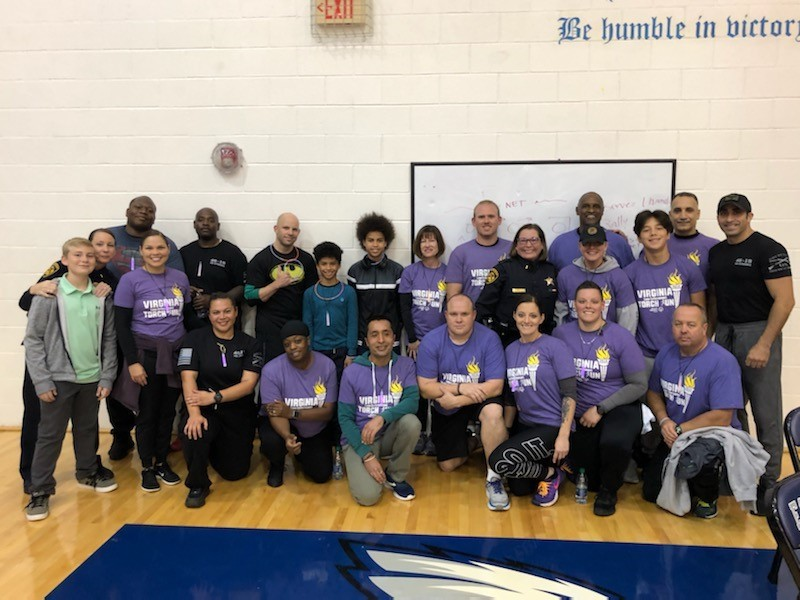 Special Olympics Fall 2020 Championships